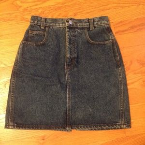 Calvin Klein Skirts - Calvin Klein Denim Skirt